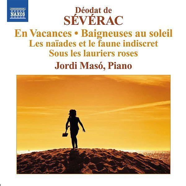 Musique pour piano (Volume 2)-Jordi Masó-Naxos