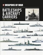 Battleships and Aircraft Carriers 1900–Present, Amber Books, features 150 of the most significant battleships and aircraft carriers from the twentieth century.  Each featured ship is illustrated with an outstanding colour profile artwork and is accompanied by detailed specifications, giving powerplant, dimensions, maximum speed, range and armament.