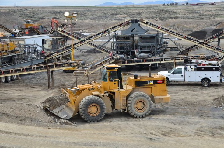 Rock Crushing Chewelah Washington - Call 1 888 260 7525 - Copenhaver Construction Inc