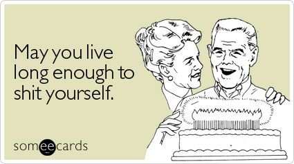 Good ecards for Birthdays would be good for Bren's bday.