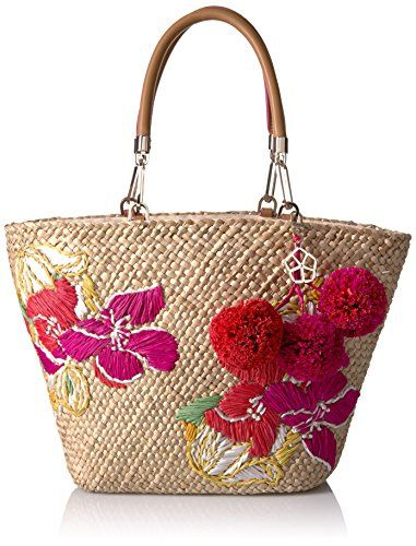 Trina Turk Barbados Tote Pink * You can find out more details at the link of the image.
