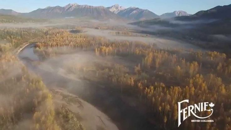 Take a short trip around Fernie, British Columbia in the Fall. Before the snow falls, it's a spectacular sight of colours. A great time of year for hiking, biking and simply enjoying nature.