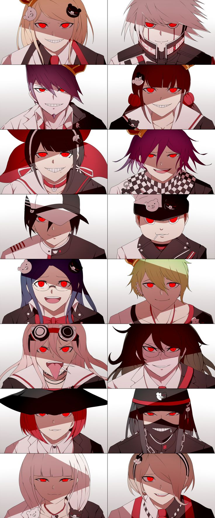 Top 25 ideas about dangan ronpa on pinterest sodas the games and - Find This Pin And More On Dangan Ronpa