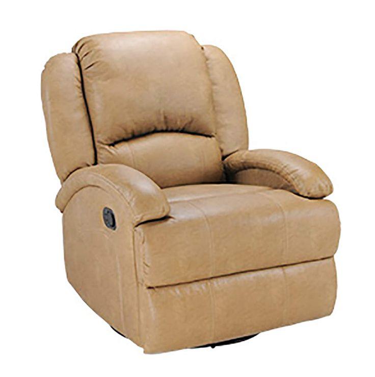 $570 RV recliner, so nice and small http://www.campingworld.com/shopping/item/swivel-glider-recliner-beckham-tan/83961
