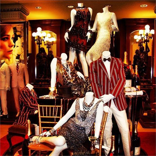 Πώς φτιάχτηκαν τα βραβευμένα με Οσκαρ κοστούμια του Gatsby