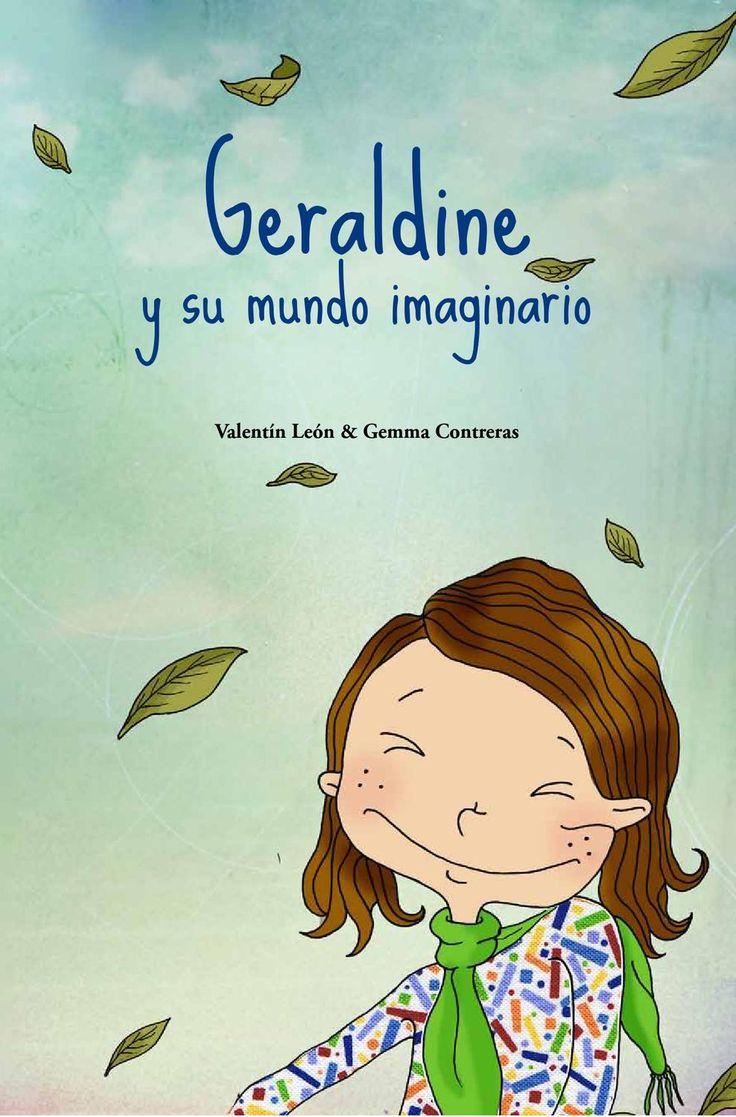 Geraldine y su mundo imaginario Álbum ilustrado.