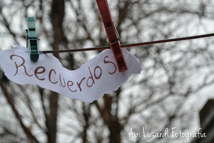 A excepción de los recuerdos, todo expira.
