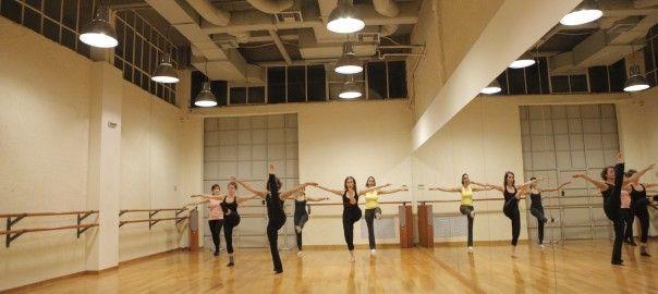 Motus Dance Room