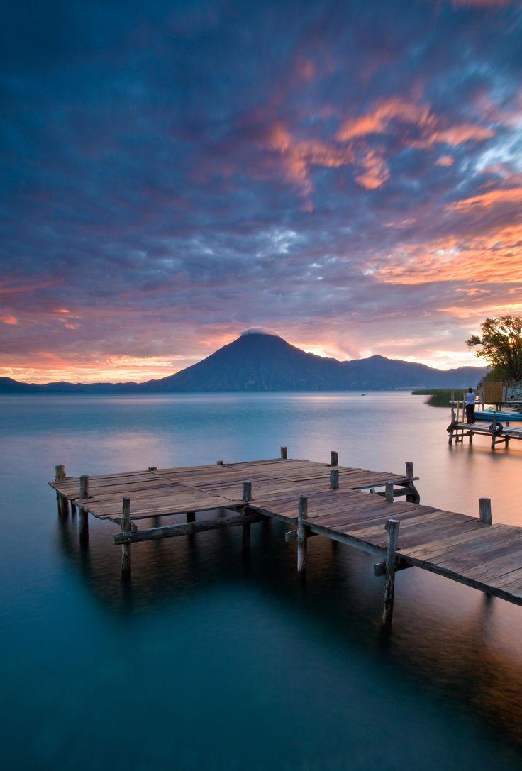 Guatemala, ein unvergesslicher See