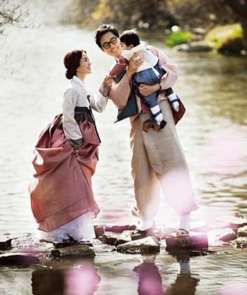 family hanboks