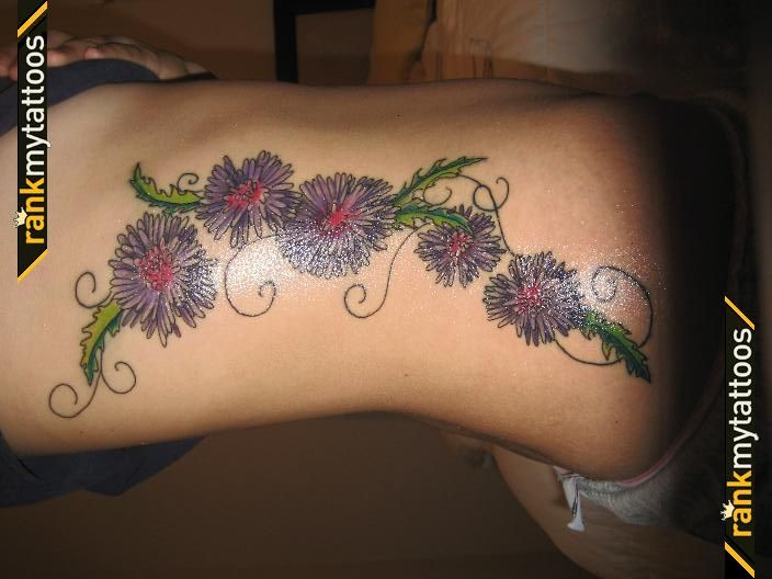 17 best ideas about aster flower tattoos on pinterest aster tattoo september birth flower and. Black Bedroom Furniture Sets. Home Design Ideas