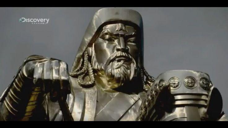 (NEW) A Föld rejtélyes oldala 11.rész(2016) - Dzsingisz kán sírja