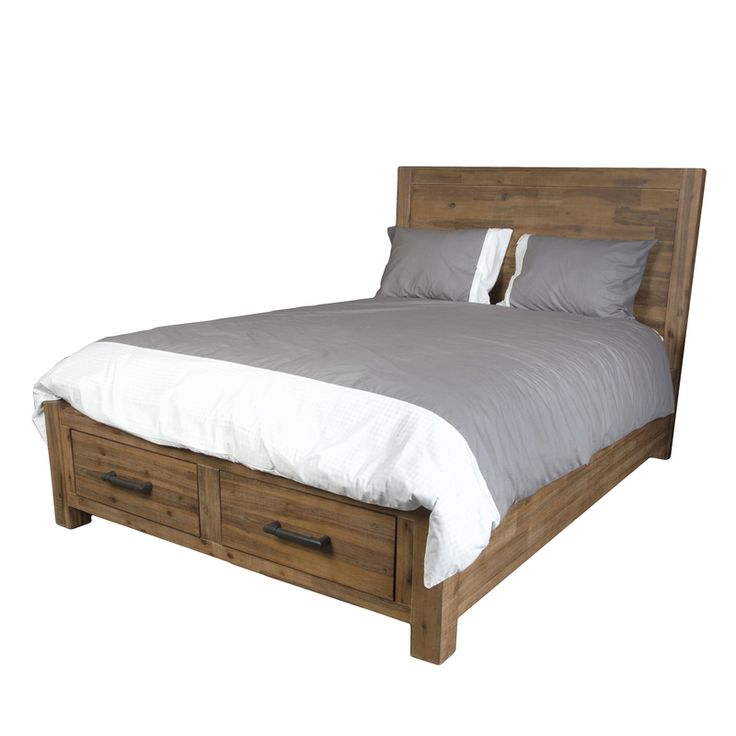 The Workshop Storage King Bed From Lh Imports Is A Unique Home Decor Item Lh