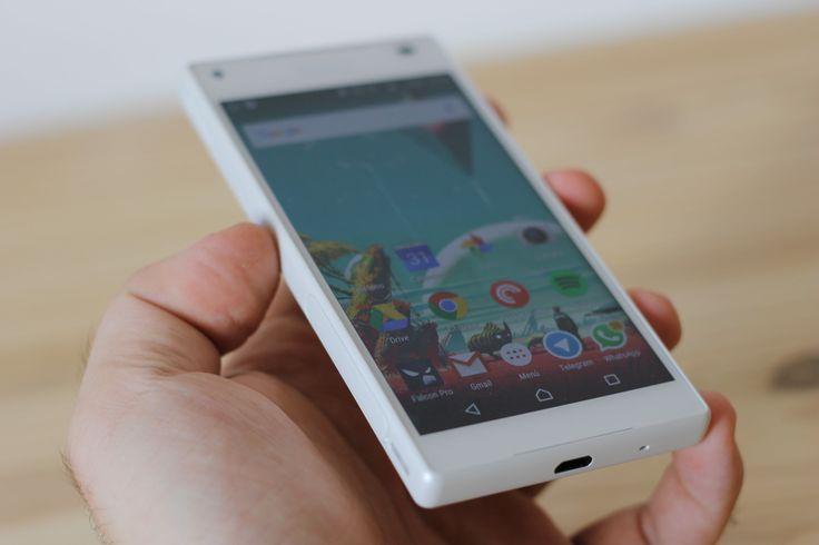 Los mejores móviles con pantalla pequeña (Diciembre 2015)
