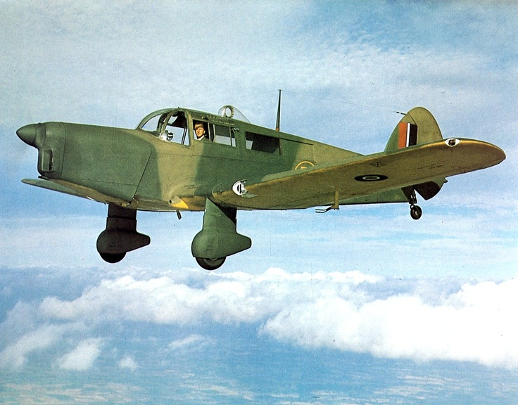 Percival Proctor - British radio trainer & communications aircraft with seating for three or four - World War 2
