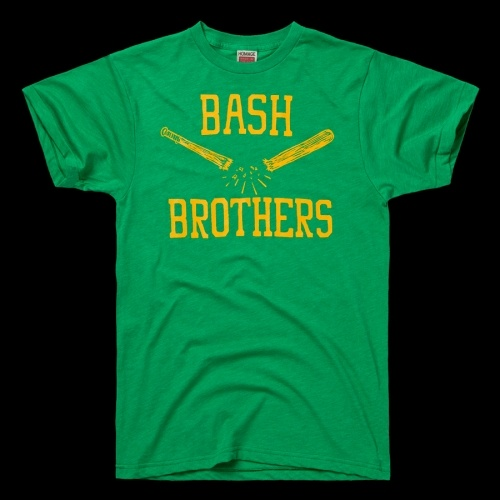 HOMAGE Oakland A's Bash Brothers T-Shirt Canseco Mcgwire - $28.00