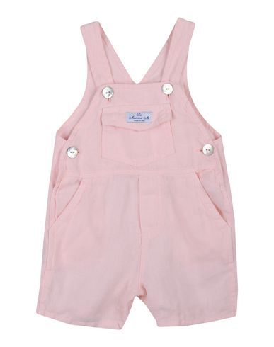 LE NOUVEAU NE' Girl's' Baby overalls Pink 3 months