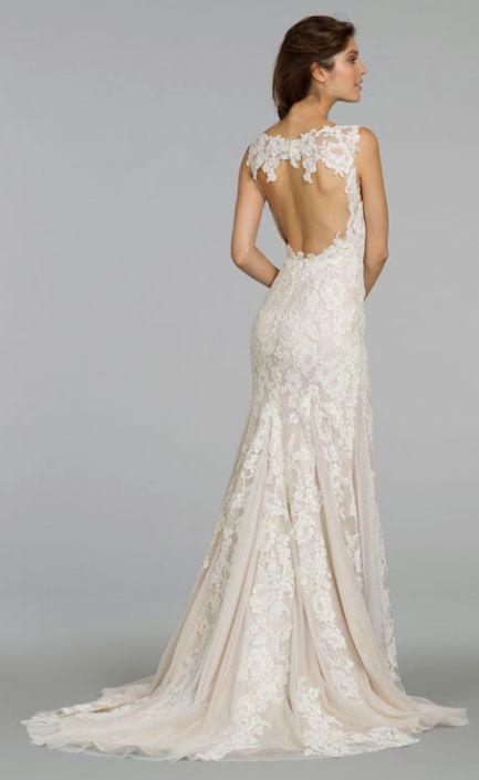 Alvina Valenta Wedding Dresses Spring 2014 Collection - MODwedding