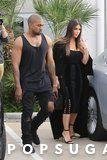 Kim Kardashian and Chrissy Teigen Wear Smoking-Hot Looks For Kocktails With Khloé