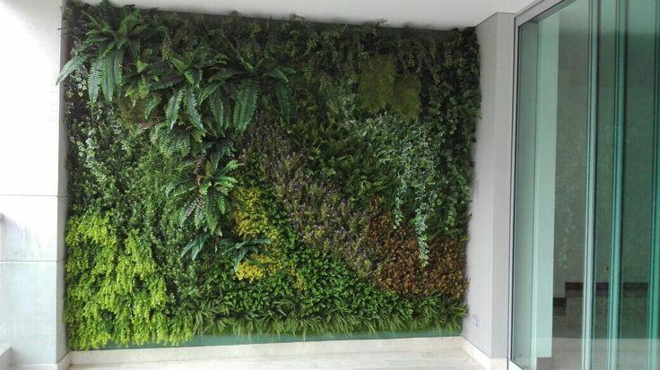 Muro verde Wilcam