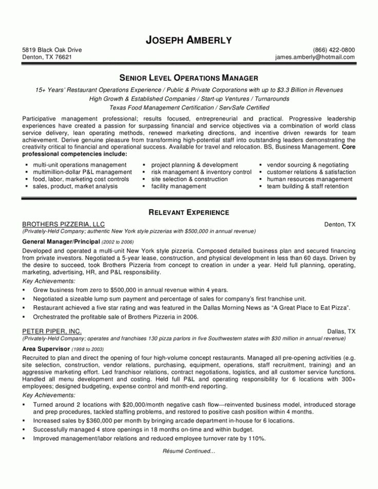 Unforgettable Operations Manager Resume Examples To Stand Out College  Graduate Sample Resume Examples Of A Good Essay Introduction Dental Hygiene  Cover ...