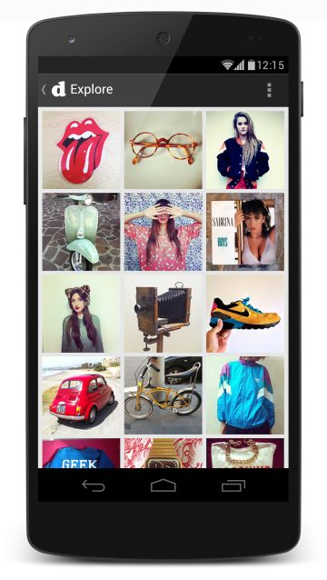 Depop Takes Its Social Shopping App To Android After 200K Downloads On iOS | TechCrunch