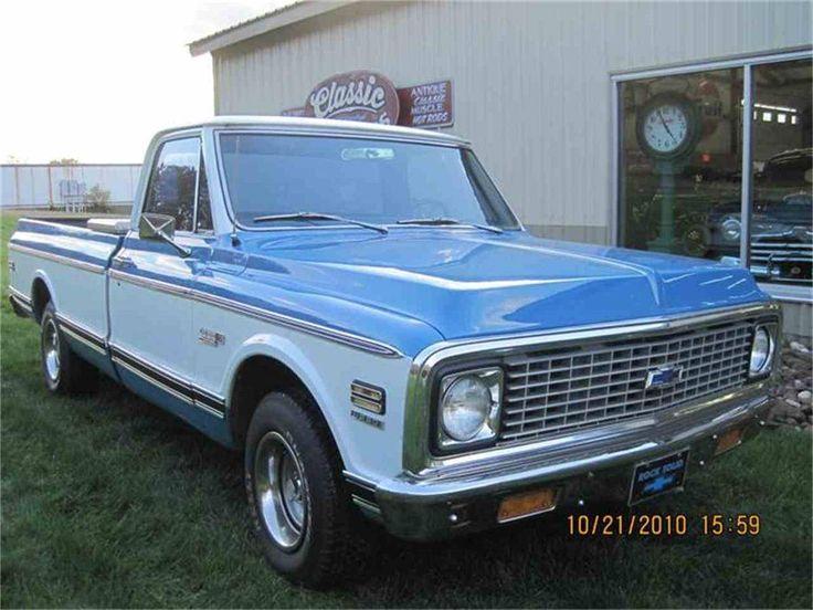 1972 Chevrolet Cheyenne for sale #1934830 - Hemmings Motor News