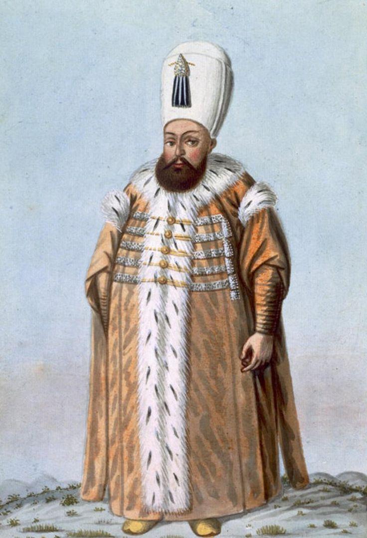 Sultan Mehmed III (Reign; 1595-1603)