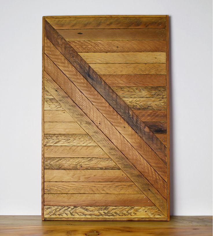 Best 25 Reclaimed Wood Wall Art Ideas On Pinterest Wood