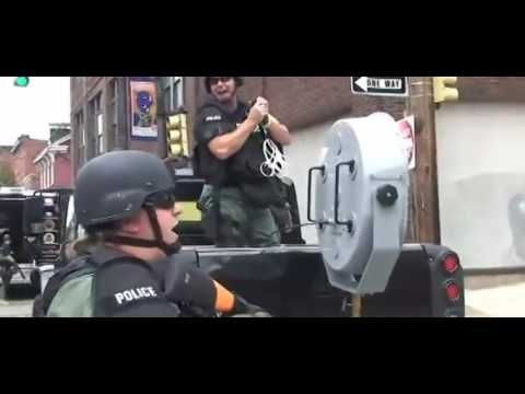 Get Ready Cleveland RNC 2016, Expect This x100: G20 Pittsburgh Police St...