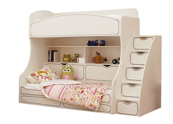 """Детская кровать """"Вивальди"""" S 904"""