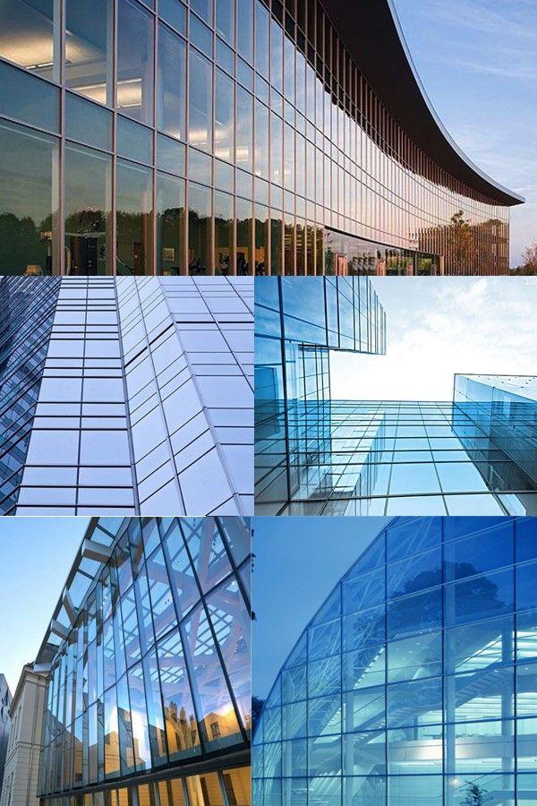 Jimy Glass Produces Good Quality Energy Saving Glassfacade