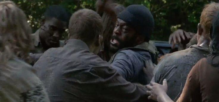 Tyrese Walking Dead | tyreese walkers walking dead