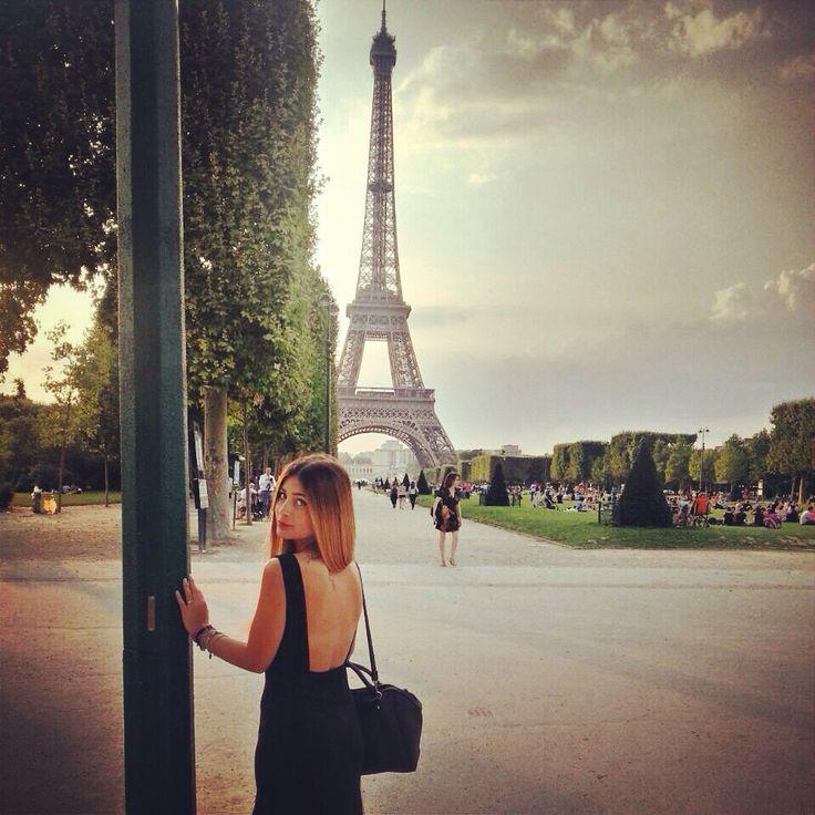 Blossom in Paris
