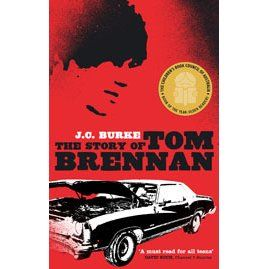 For Tom Brennan, life is about rugby, mates and family - until a night of celebration changes his life forever. Tom's world explodes as his brother Daniel is sent to jail. See if it is available: http://www.library.cbhs.school.nz/oliver/libraryHome.do