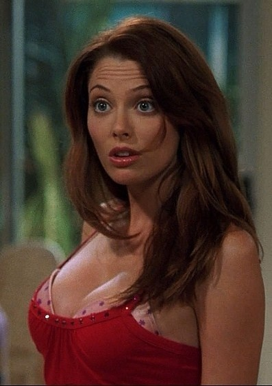 Has surprised April bowlby flashing her bare nipple thought differently