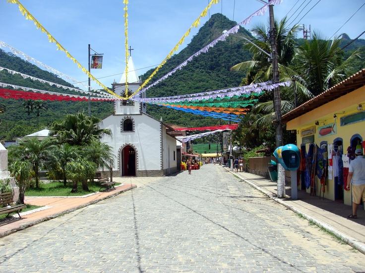Church in Ilha Grande #brazil