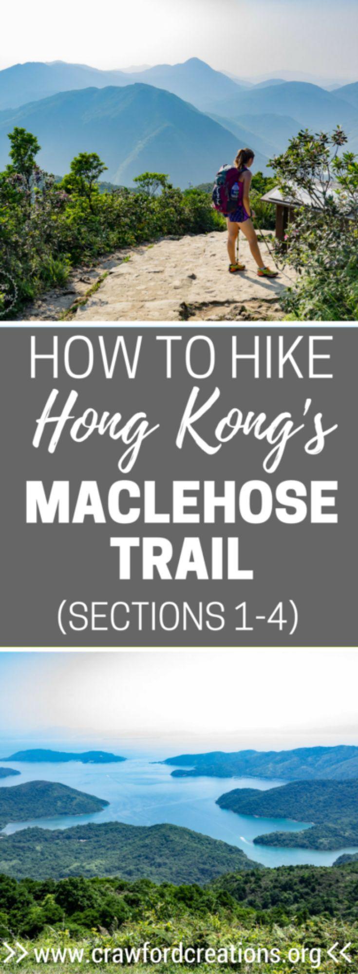 MacLehose Trail | Hong Kong | Hiking | Hong Kong Hiking | Hiking MacLehose Trail | Backpacking | Hong Kong Trails