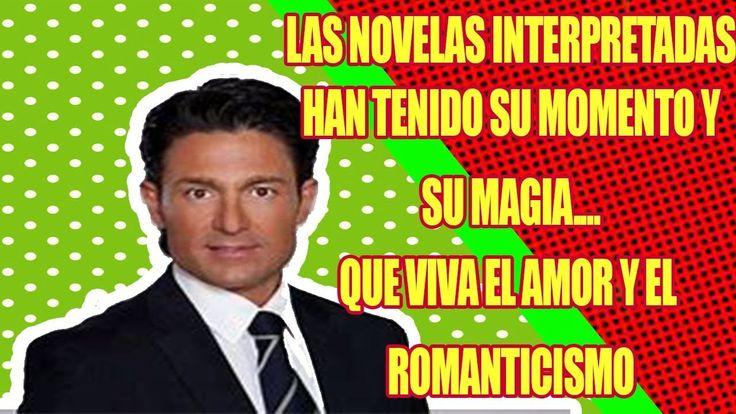 Fernando Colunga Secretos de Novelas Pasión y Poder Entrevista Exclusiva Hoy!!!