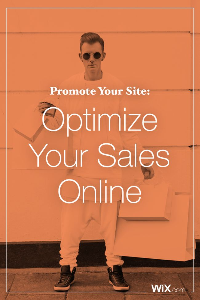 Here how you make sure you sell more on your website. Optimizing the sales is a true science and we give you the basic rules.