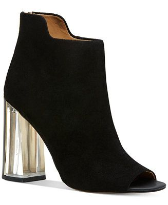 Calvin Klein Women's Lulah Booties - Boots - Shoes - Macy's