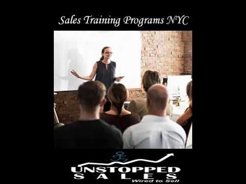 Our Sales Training Programs NYC always ends up delivering the expected results. To know more about Sales Training Programs NYC, call at: (646) 494-3567. Don't forget to visit our website: http://unstoppedsales.com/contact-us/