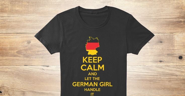 The German Girl!