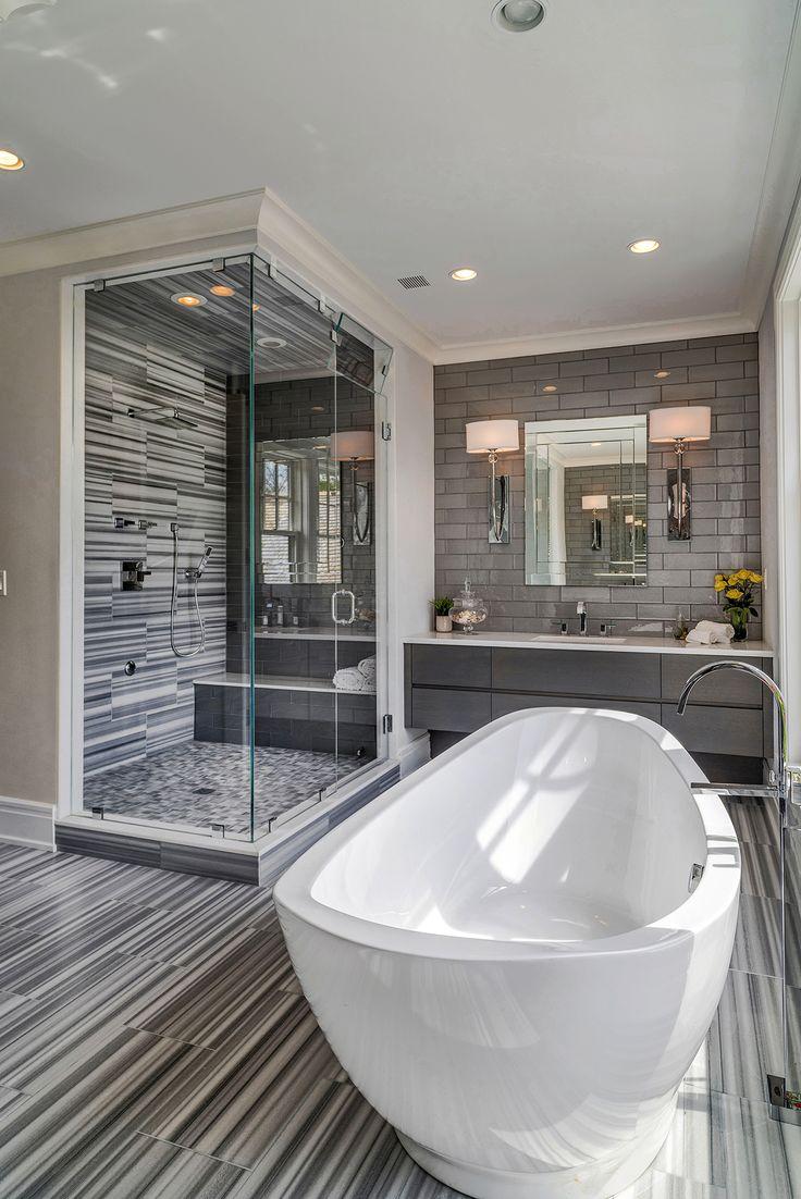 Style home westport ct cardello architects serving westport - Bathrooms