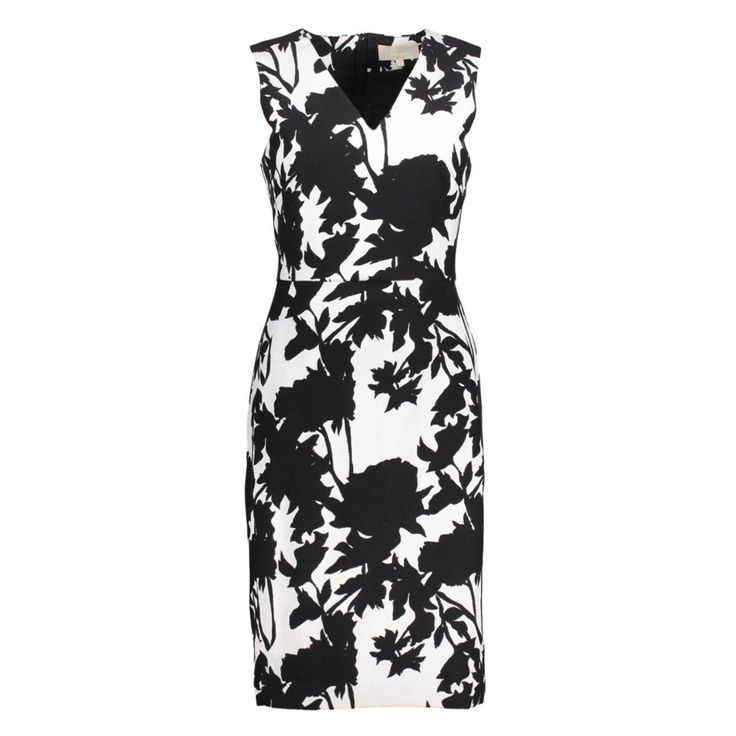 ziva dress 30101781 inwear jurk 11071 monocrome flower