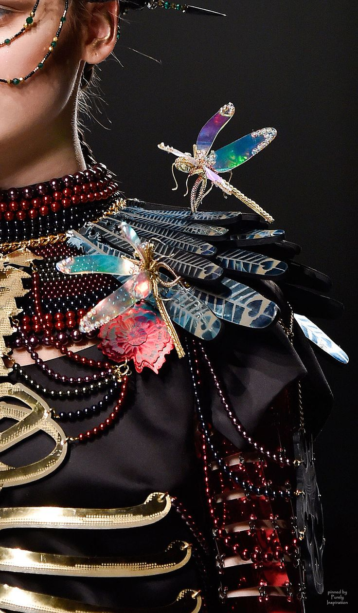 Manish Arora FW2015 | Purely Inspiration