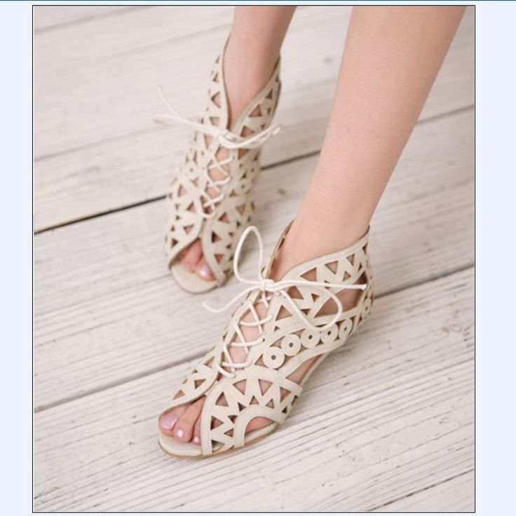 $30.53 (Buy here: https://alitems.com/g/1e8d114494ebda23ff8b16525dc3e8/?i=5&ulp=https%3A%2F%2Fwww.aliexpress.com%2Fitem%2FWomen-shoes-2016-cozy-fashion-summer-sandals-women-fish-head-hollow-women-shoes-sandals-wedges-shoes%2F32614750142.html ) Women shoes 2016 cozy fashion summer sandals women fish head  hollow women shoes sandals wedges shoes for women for just $30.53