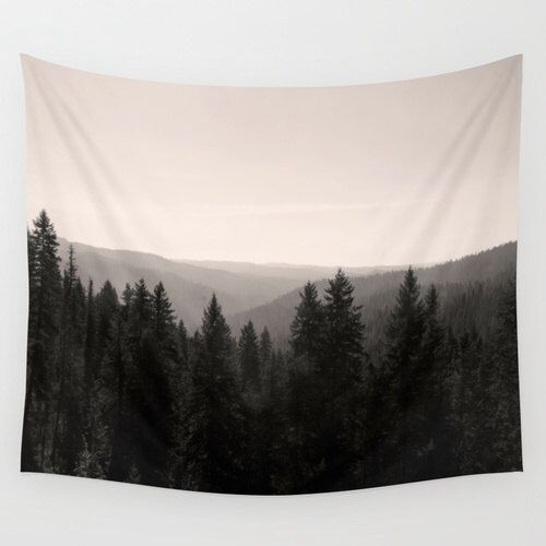 Sepia Tree Tapestry, Photo Tapestry, Tapestry Wall Hanging, Black and White Tapestry, Large Wall Decor, Sepia Tapestry, Forest Tapestry by GriffingPhotography on Etsy https://www.etsy.com/listing/235240598/sepia-tree-tapestry-photo-tapestry