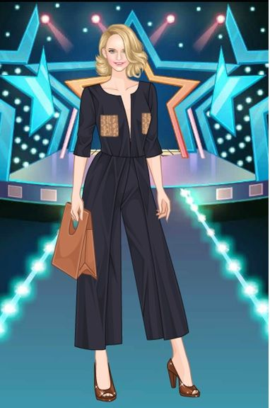 Fashion Week Dress Up Game http://www.sweetygame.com/fashion-dress-up/fahsion-week.html#