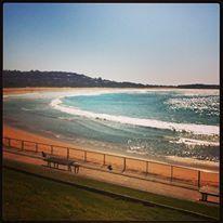 Dee-Why Beach in spring 2013 - glorious Taken by Kelli (admin)